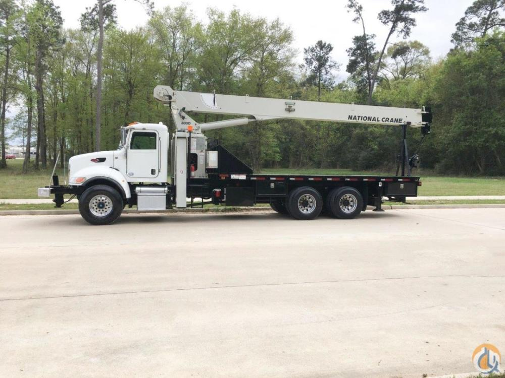 medium resolution of 2012 national 8100d mounted on a peterbilt 348 crane for sale in houston texas on cranenetwork com