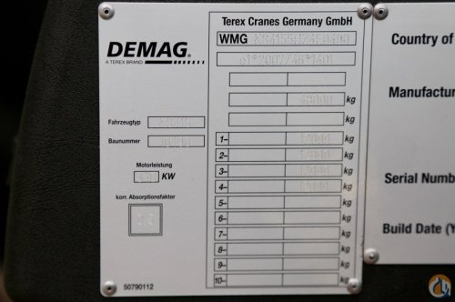 small resolution of used 2017 demag ac100 4l all terrain crane crane for sale in houston texas on cranenetwork com