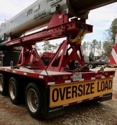 used 2017 demag ac100 4l all terrain crane crane for sale in houston texas on cranenetwork com [ 1200 x 799 Pixel ]