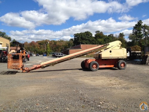 small resolution of 1999 jlg 80hx man lift for sale crane for sale in easton massachusetts on cranenetwork com