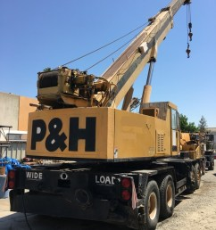 1981 ph t750 hydraulic truck crane for sale on cranenetwork com [ 811 x 1080 Pixel ]
