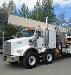 2004 national 14110 mounted on a 2006 kenworth t800 crane for sale in surrey british columbia  [ 1200 x 771 Pixel ]
