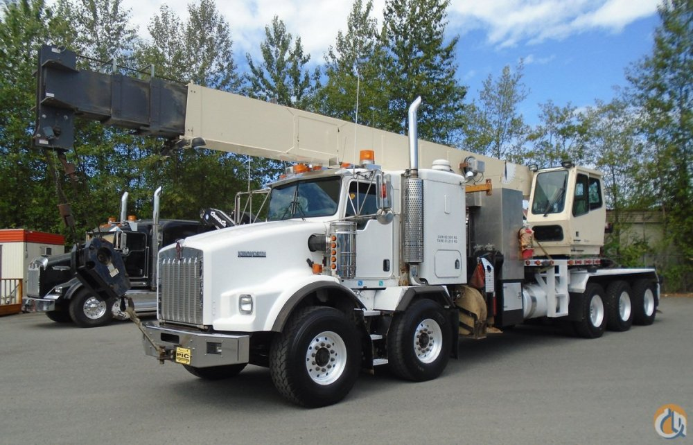 medium resolution of 2004 national 14110 mounted on a 2006 kenworth t800 crane for sale in surrey british columbia