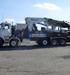 sold new cormach 240000ax e9 jc4rct1 a s c plus knuckle boom mounted to 2017 western star 4800ts  [ 1200 x 900 Pixel ]
