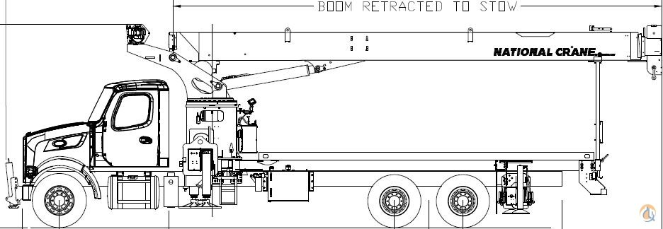 NEW 2020 National NBT30H2110 Crane for Sale in Richfield