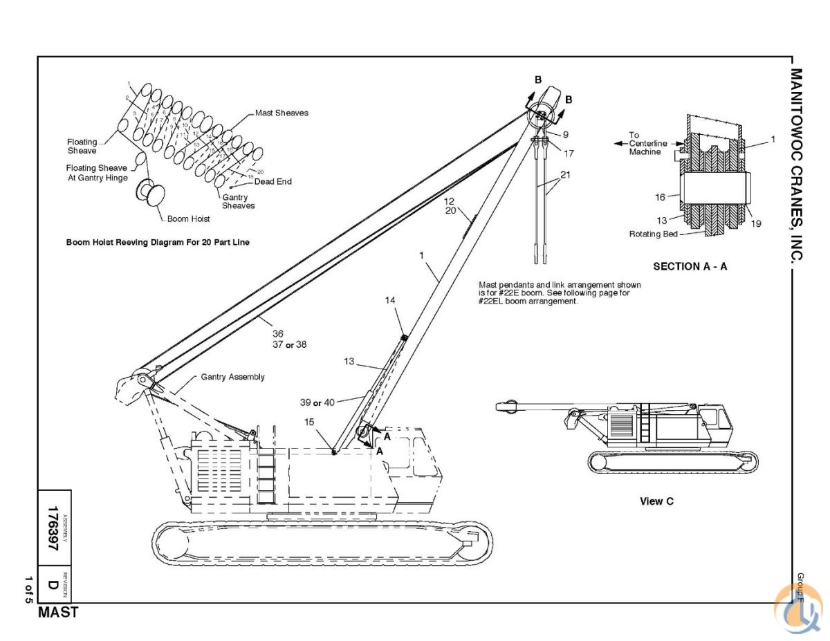 Manitowoc Bin Parts   Wiring Diagram Database on