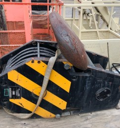 liebherr 160 ton 5 sheave liebherr block hook block crane part for sale on cranenetwork  [ 1200 x 900 Pixel ]