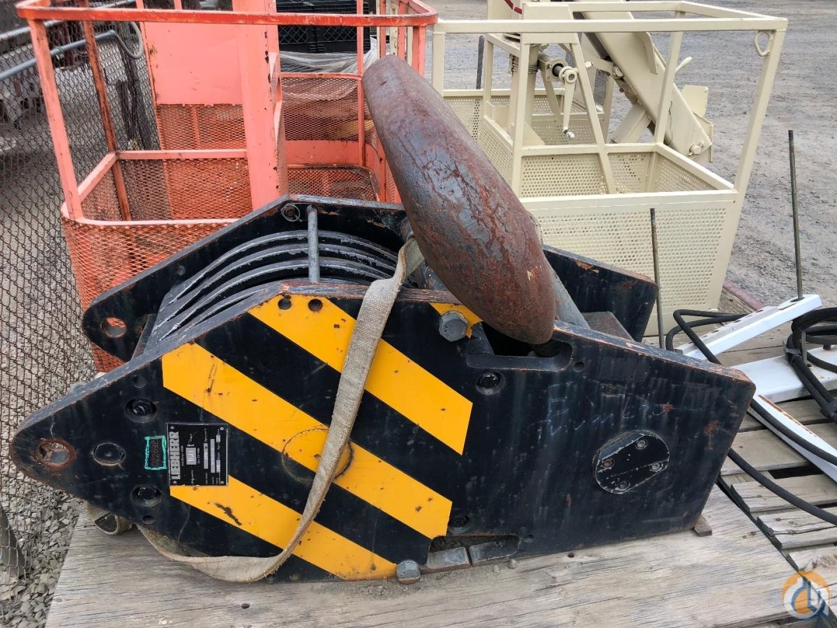 hight resolution of liebherr 160 ton 5 sheave liebherr block hook block crane part for sale on cranenetwork