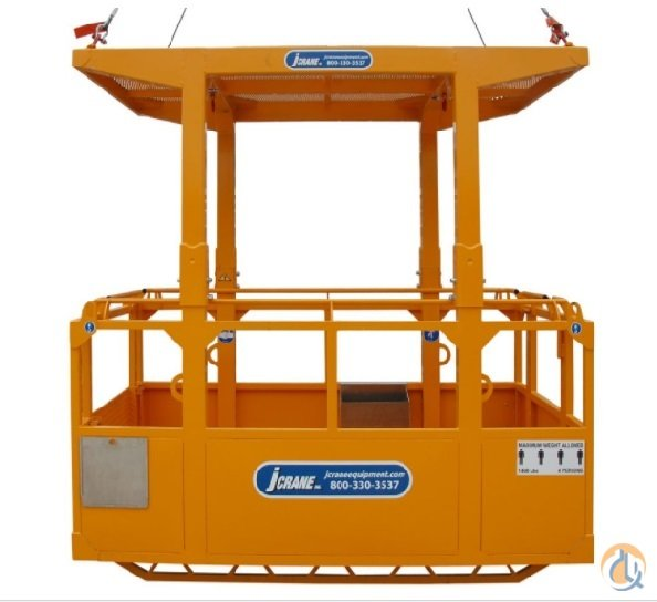 Personnel Baskets Cranes