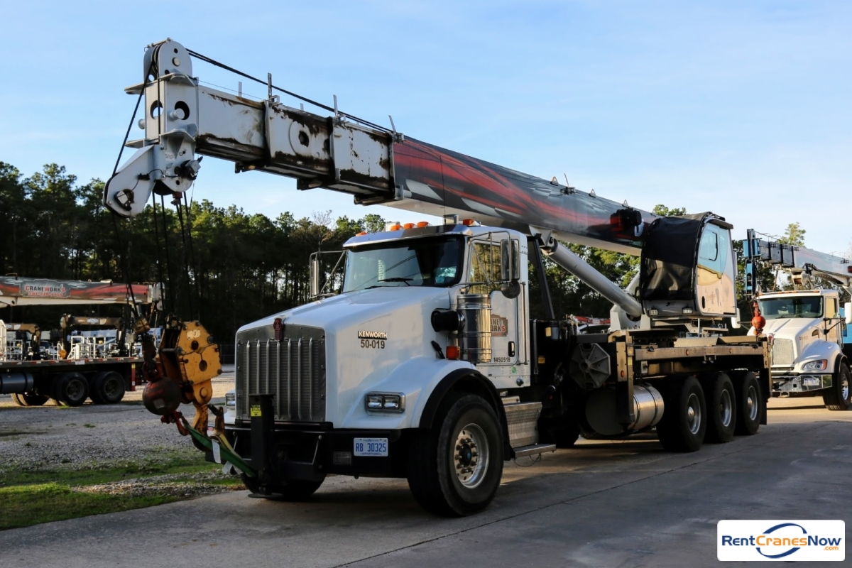 hight resolution of manitex 5096s mounted to 2015 kenworth t800 chassis crane for rent in midland texas on cranenetwork com