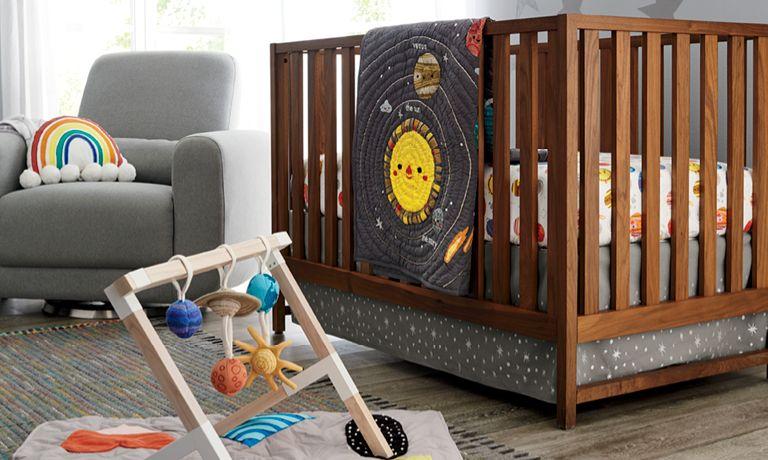 boys nursery inspiration crate