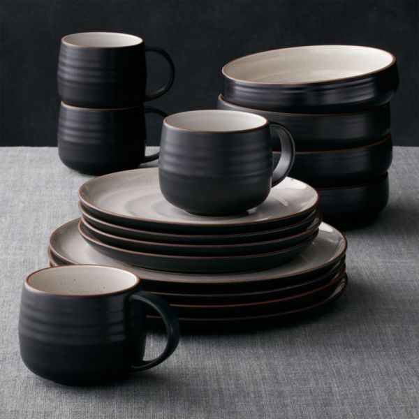 18th Street 16-piece Dinnerware Set Crate And