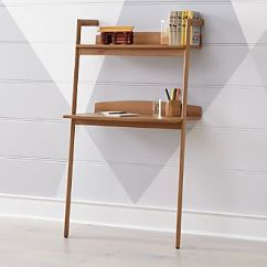 Study Desk And Chair Wtop News Kids Desks Tables Chairs Crate Barrel Addison Wood Leaning