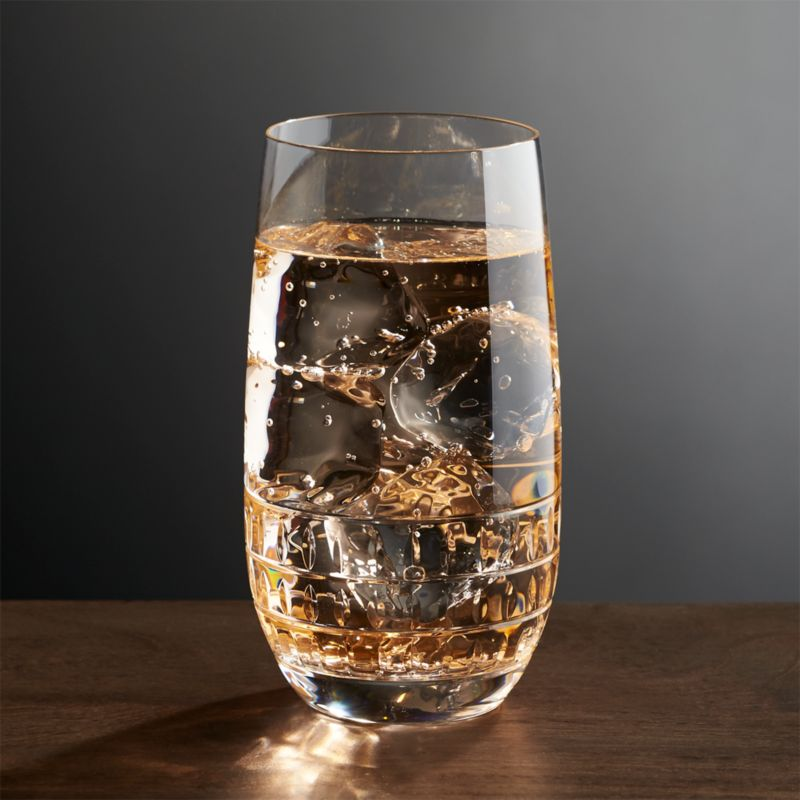 Ana Highball Glass Crate And Barrel