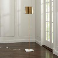 Astor Floor Lamp | Crate and Barrel