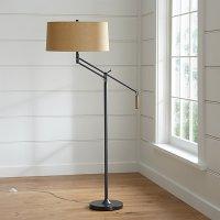 Autry Floor Lamp | Crate and Barrel
