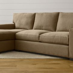 Sectional Sofa Couch Leather Sofas Au Love How You Live Crate And Barrel Axis