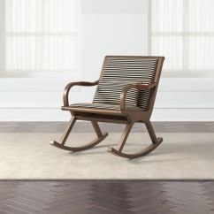 Black Rocking Chairs Light Blue Chair Bakersfield And White Reviews Crate Barrel Bakersfieldrockingchairshs18 3d 1x1