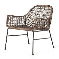 Woven Outdoor Chair Indoor Hammock Swing Chairs Crate And Barrel Bandera Club