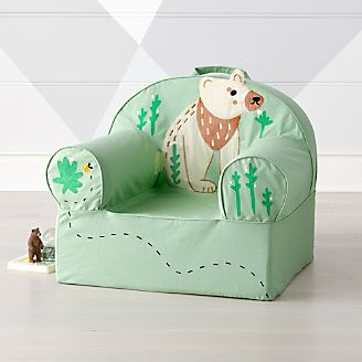 personalized kids chair steelcase amia manual armchairs the nod crate and barrel