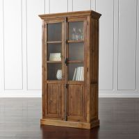 Bedford Tall Cabinet | Crate and Barrel