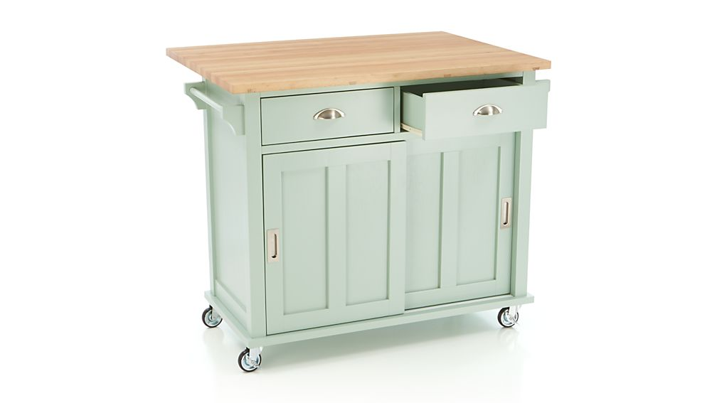 kitchen island with drop leaf clearance rugs amazon belmont mint
