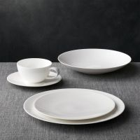 Bennett 5-Piece Place Setting + Reviews | Crate and Barrel