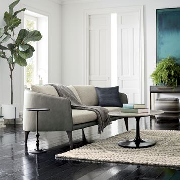 decorating ideas crate and barrel