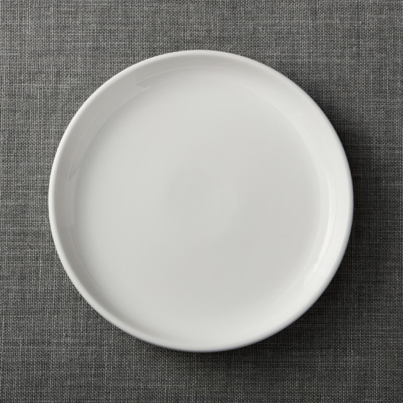 Cafeware II Dinner Plate  Reviews  Crate and Barrel