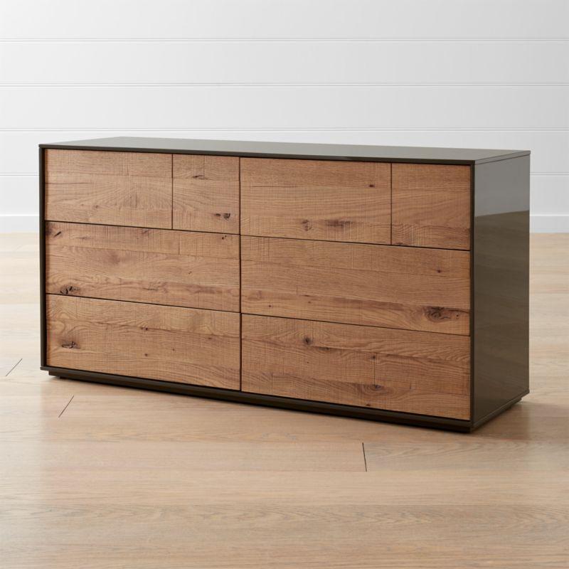 cas 6 drawer modern