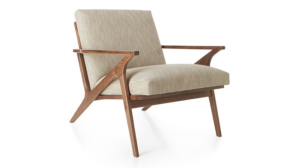 Cavett Chair  Crate and Barrel
