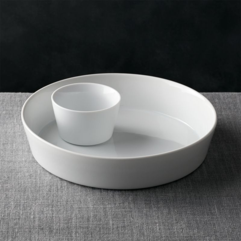 2Piece Chip and Dip Set  Reviews  Crate and Barrel