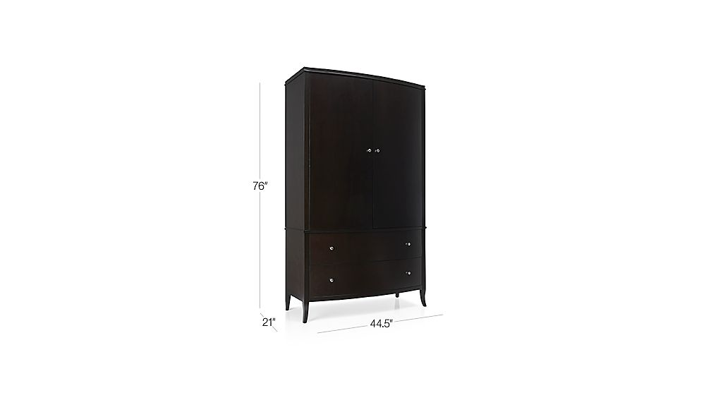 Colette Armoire Crate And Barrel