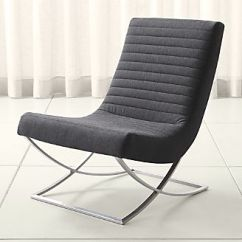 Revolving Easy Chair Comfy Lounge Chairs For Bedroom Living Room Accent Swivel Crate And Barrel Cooper Armless Channel