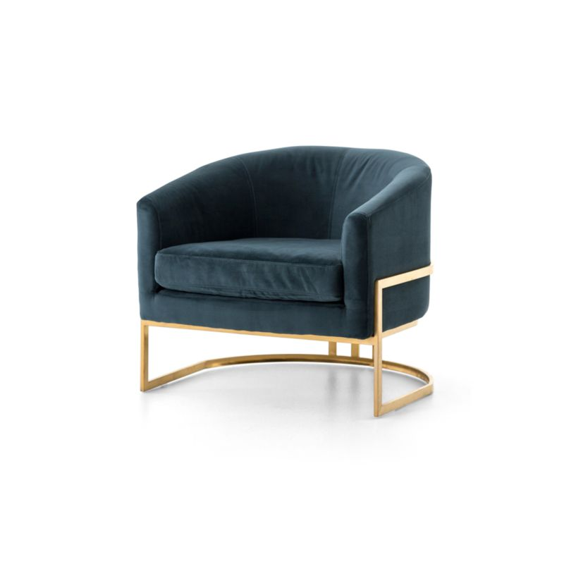 metal tub chairs chair gym deluxe bands corbin jasper reviews crate and barrel corbinchairbellajasper3qf18 1x1