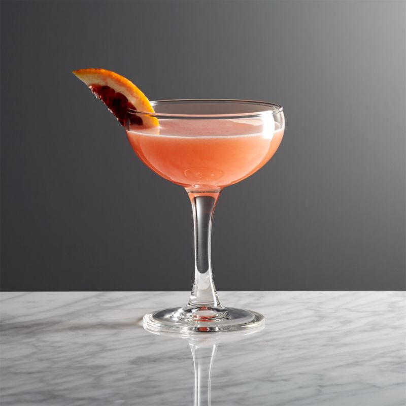Coupe Cocktail 55oz Glass  Reviews  Crate and Barrel