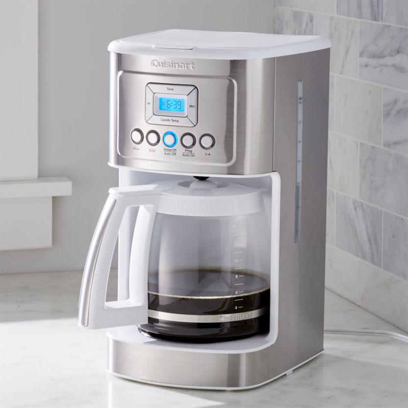 Cuisinart  14Cup Perfectemp Programmable Coffee Maker