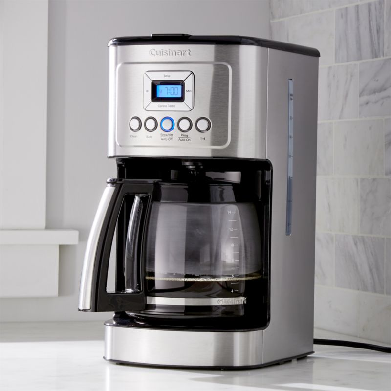 Cuisinart 14cup Programmable Coffee Maker  Reviews