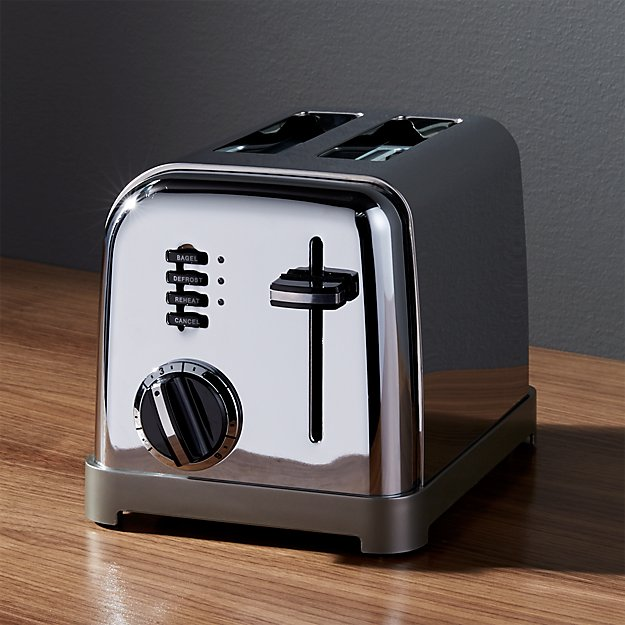 Cuisinart  Classic 2Slice Toaster  Crate and Barrel