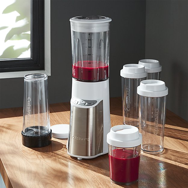 Cuisinart  CompactSmoothie Blender  Crate and Barrel