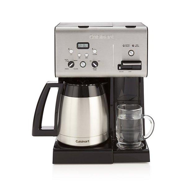 Cuisinart Plus 10Cup Programmable Coffee Maker plus Hot