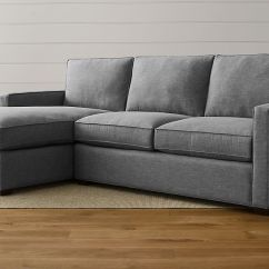 Crate And Barrel Davis Sofa Leather Wellesley Quilted 2 Piece Sectional | Roselawnlutheran