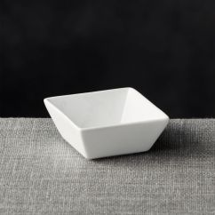 Outdoor Kitchen Bar Concrete Countertops Deep Sauce Dish + Reviews | Crate And Barrel