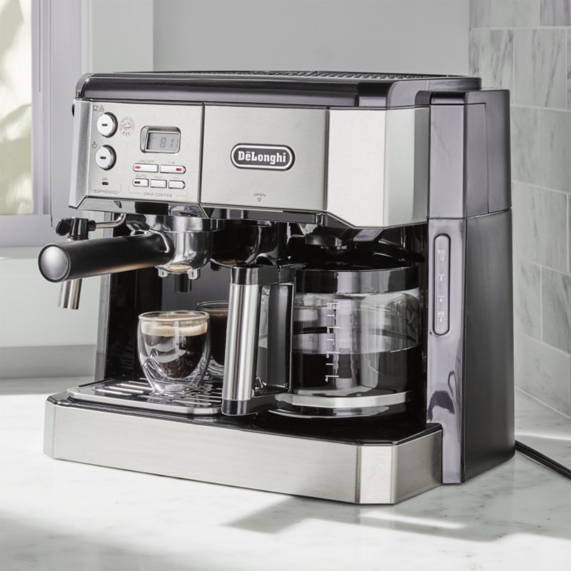 De'Longhi Combination Coffee/Espresso Machine + Reviews