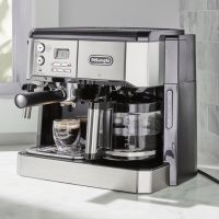De'Longhi Combination Coffee/Espresso Machine + Reviews