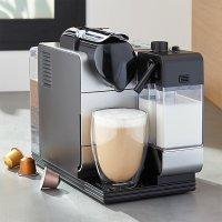 DeLonghi  Silver Nespresso  Lattissima Plus Espresso ...