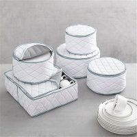 Dinnerware Storage Set | Crate and Barrel