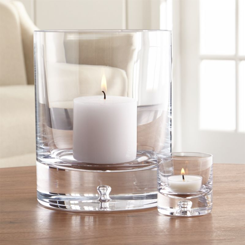 kitchen table and chair set floor cleaner direction glass candle holders | crate barrel