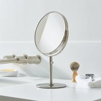 Double-Sided Vanity Mirror | Crate and Barrel