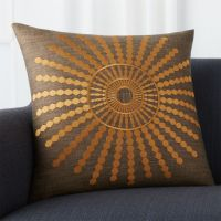 """Doucette Amber 20"""" Pillow with Down-Alternative Insert ..."""